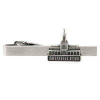 Bountiful Temple Tie Bar