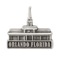 Orlando Florida Temple Pin