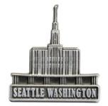 Seattle Washington Temple Pin