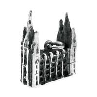 Salt Lake City Temple Charm Sterling Silver