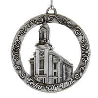 Cedar City Temple Ornament