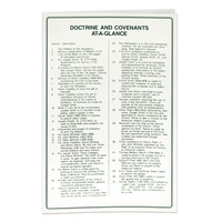 Doctrine & Covenants At-a-Glance