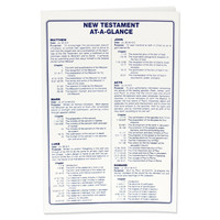 New Testament At-a-Glance