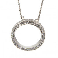 CTR Circle Necklace