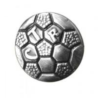 CTR Soccer Pin