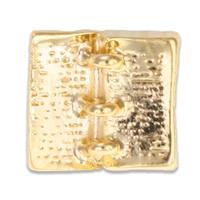 Golden Plates Pin