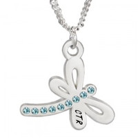 CTR Dragonfly Necklace