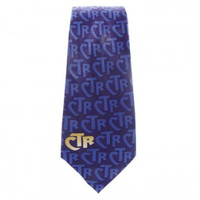 Boys CTR Blue Club Tie