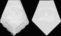 Provo City Center Temple Handkerchief