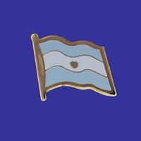ARGENTINA FLAG PIN