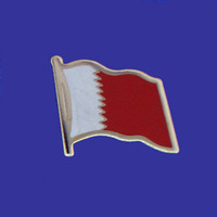 BAHRAIN FLAG PIN