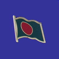 BANGLADESH FLAG PIN