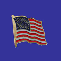 UNITED STATES FLAG PIN