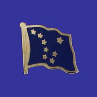 ALASKA STATE FLAG PIN