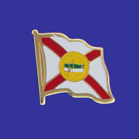 FLORIDA STATE FLAG PIN