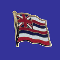 HAWAII STATE FLAG PIN