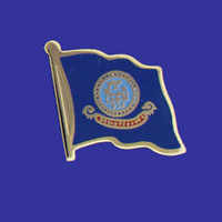 IDAHO STATE FLAG PIN