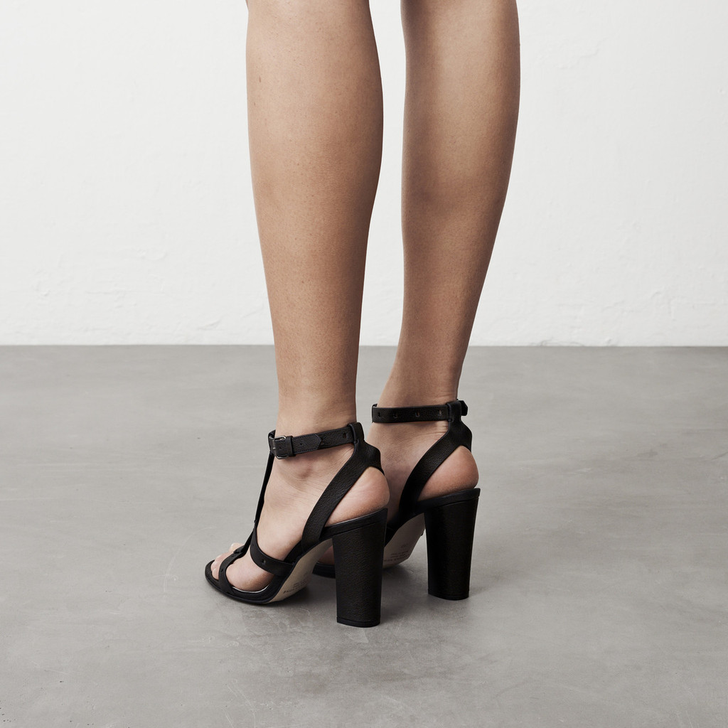 Black Gladiator Heel