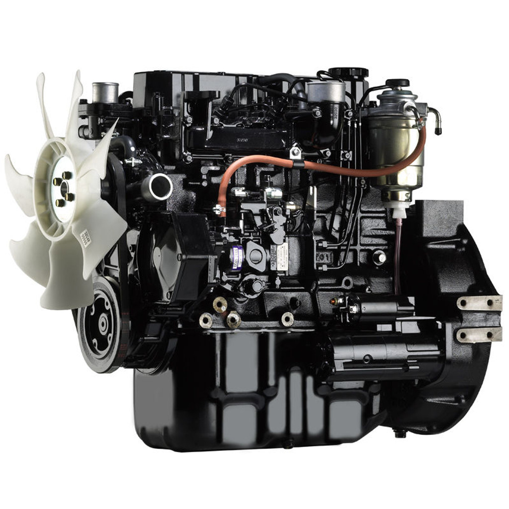 Mitsubishi Industrial Engines - Stock Arriving