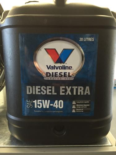 Valvoline Diesel Extra Cummins Premium Blue