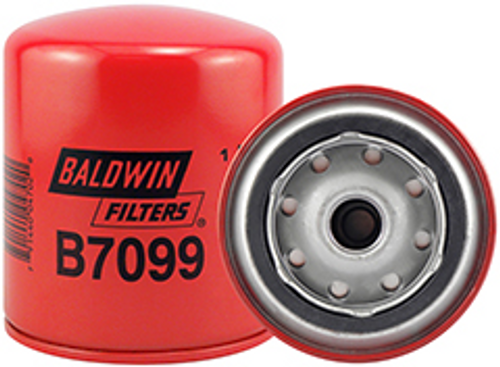 B7099 Baldwin Lube Spin-on Replaces Fendt F139215310010; International 3132023-R92