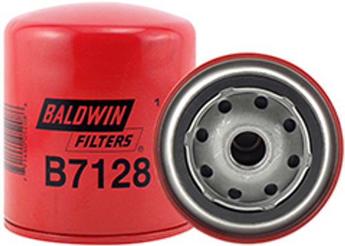 B7128 Baldwin Lube Spin-on Replaces Mann & Hummel W930