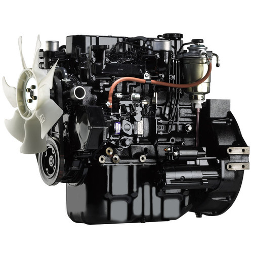 Mitsubishi S4Q2 Diesel Engine 65SAG Spec