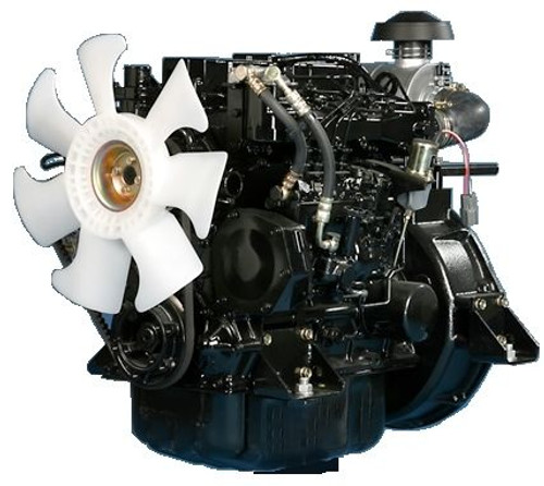 Mitsubishi S4S Diesel Engine 65SAG Spec