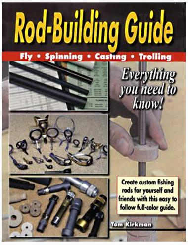 Think you need an engineering degree to build your own rod? Think again. Building your own rod is challenging, rewarding, & fun! Rod-Building Guide by Tom Kirkman