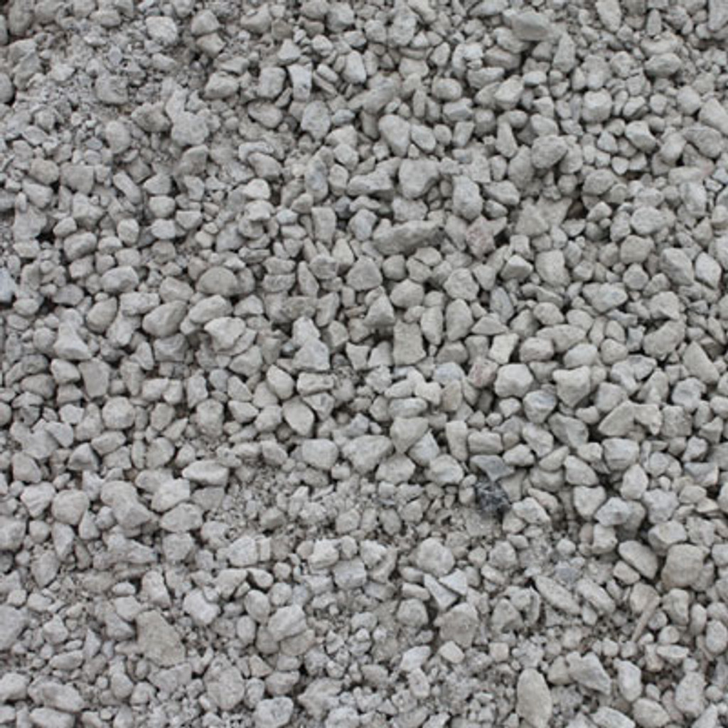 Crushed Concrete # 57 - Per Yard