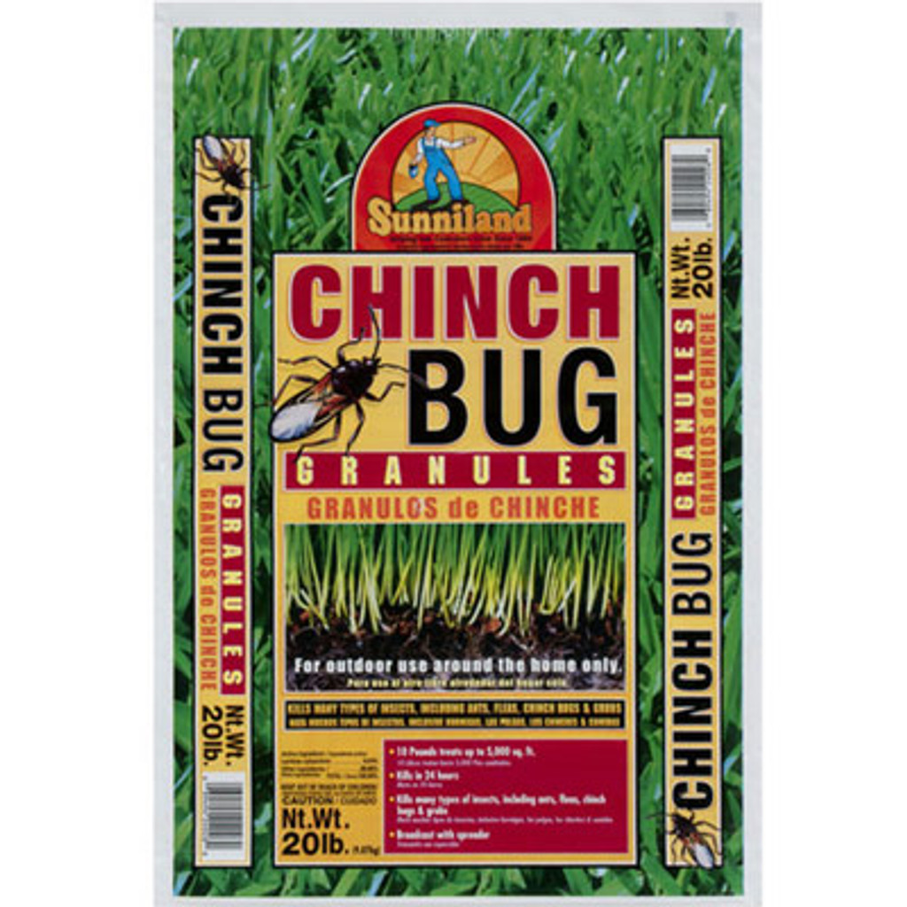 Chinch Bug Granules 20 lb Bag