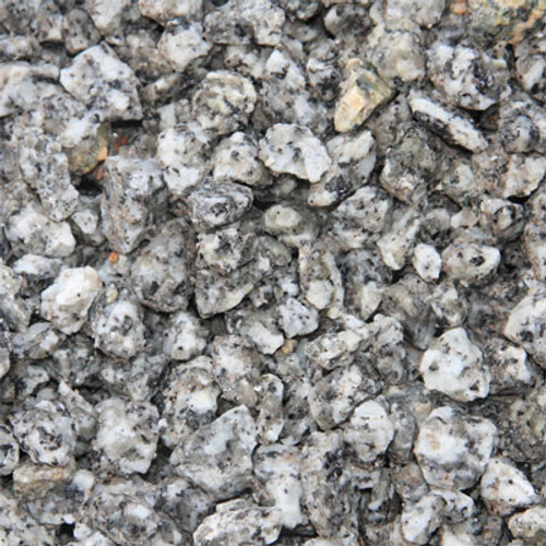 "Granite Chips 3/4"" Per 1/2 YD"