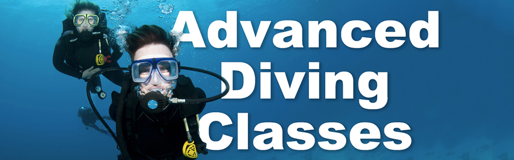 Advanced Diving Class