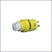 Marinco 30a Male-15a Female Adapter
