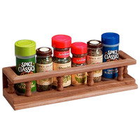 Whitecap Solid Teak Small Spice Rack