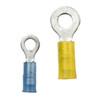"Ancor 3/8 "" Insulated Nylon Ring Terminals 16-14  (25/pkg)  210216"