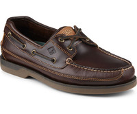 Sperry Men's Mako 2-Eye Canoe Moc Boat Shoe  0764027