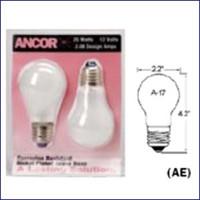 Marinco 531100 100 Watt Screw Base Bulb