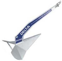 Lewmar 0057410 22 Lb Delta Fast-Set Anchor