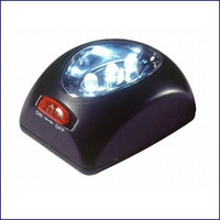 Innovative Lighting 3-LED Portable Battery Light  005-5000-7, 005-5010-7
