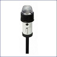 Innovative Lighting 560-2113-7 LED Stern Light with 18 inch Pole and Clamp