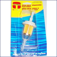 """Tempo Marine In-Line Disposable Fuel Filter 3/8"""" (6/Pk.)  170025-327IFF"""