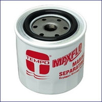 Tempo 170100-MF11 Marine Water Separating Fuel Filter - 12 pack