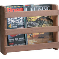 Whitecap Teak Magazine Rack