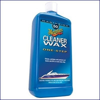 Meguiars M-5032 1 Step Cleaner Wax Liquid 32 oz