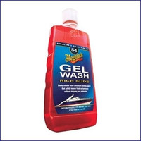 Meguiars M-5416 Boat RV Gel Wash 16 oz