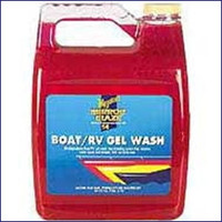 Meguiars M-5401 Boat RV Gel Wash Gallon