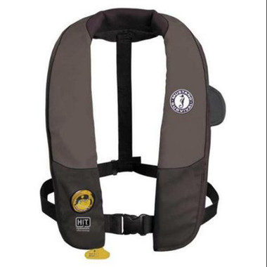 Mustang Deluxe Automatic Inflatable Vest PFD with HIT (hydrostatic activation) MD3183
