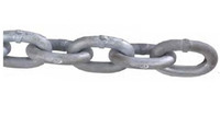 "Peerless Chain 5001-40631 3/8"" Hot Galvanized G4 High Test Windlass Chain"