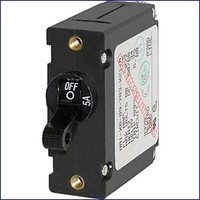 Blue Sea Systems Single Pole Circuit Breaker